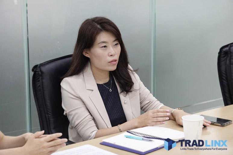 (주)마레콘솔리데이션 박수미 이사