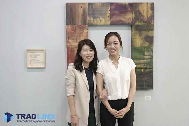 (주)마레콘솔리데이션 (왼쪽부터) 박수미 이사, 박수희 차장